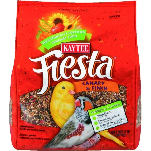 Fiesta Max Food Canary 2 Lbs.