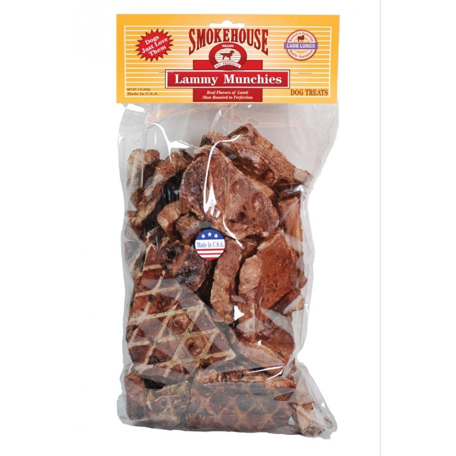 Smokehouse Lamb Munchies 1 Lb.