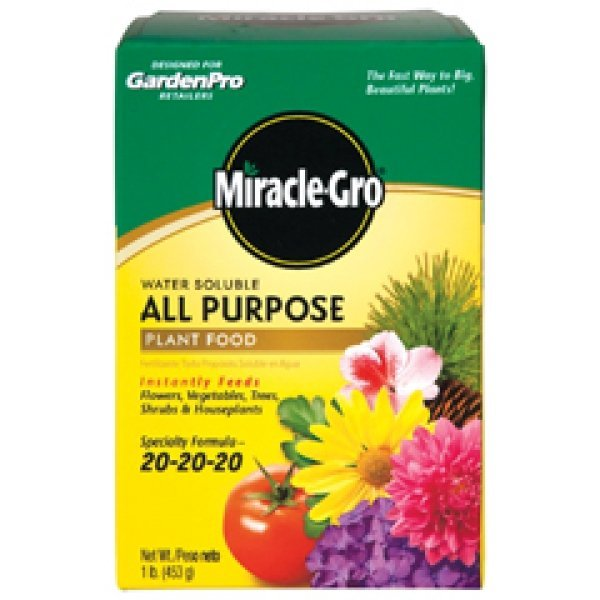 Miracle Gro All Purpose Plant Food 1 lb. ea. (Case of 12) Best Price
