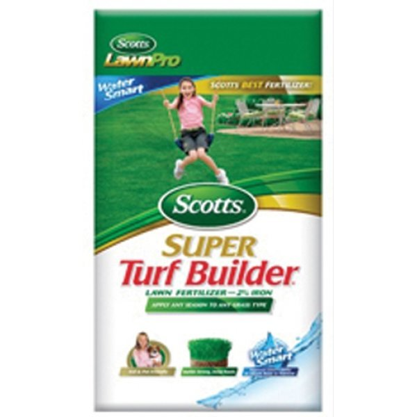 Scotts Turf Builder Lawn Fertilizer with 2% Iron / Size (15 000 s ft) Best Price