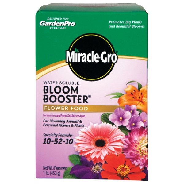 Miracle Gro Bloom Boost 1 lb each 10-52-10 (Case of 12) Best Price