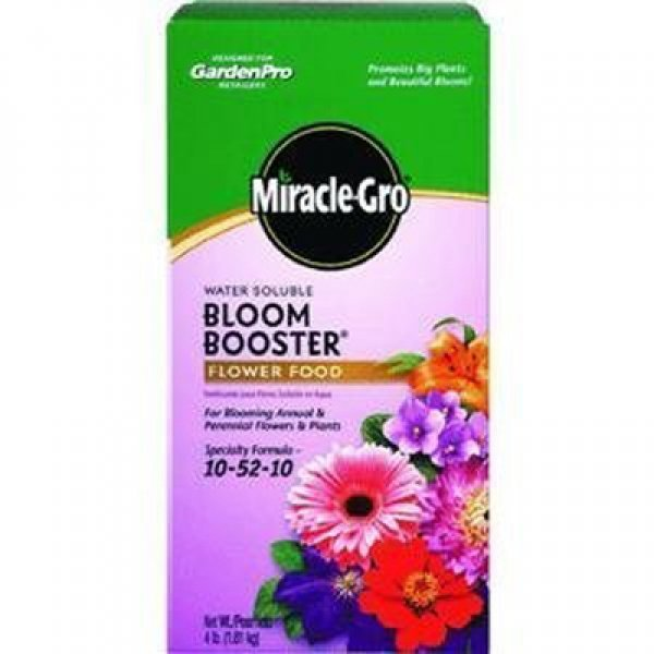 Miracle Gro Bloom Boost 10-52-10 4 lbs (Case of 6) Best Price