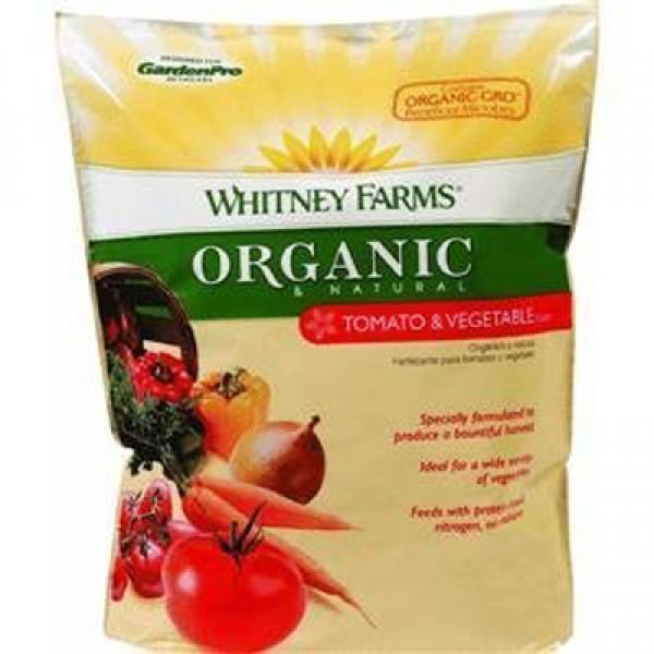 Organic Tomato and Vegetable 15 lbs ea. (Case of 3) Best Price