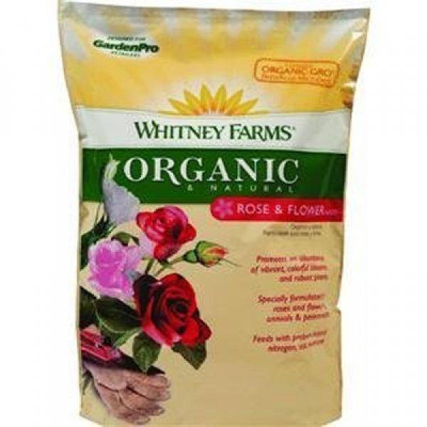 Organic Rose / Flower 15 lbs ea. (Case of 3) Best Price