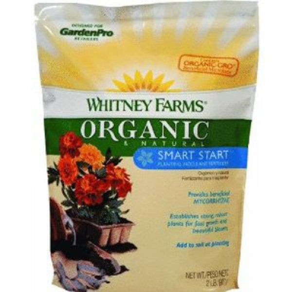 Organic Transplanting Fertilizer 2 lbs ea. (Case of 3) Best Price