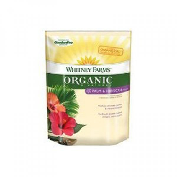 Organic Palm and Hibiscus 4 lbs (Case of 6) Best Price