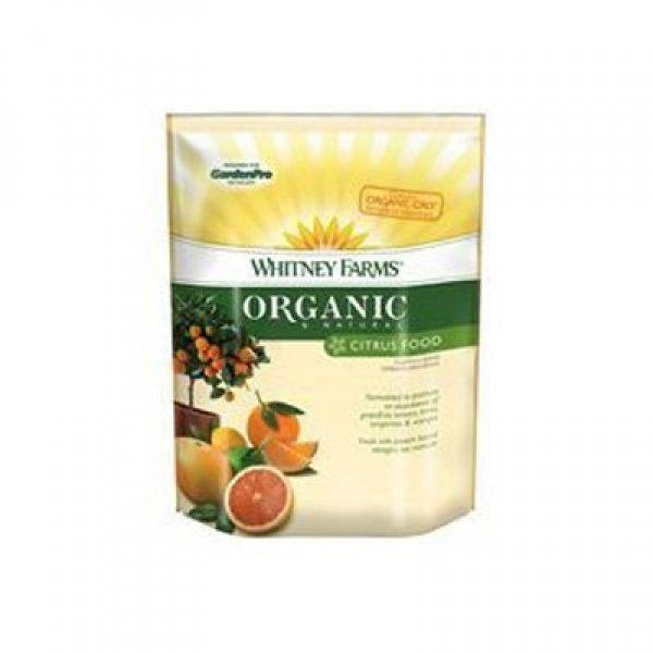 Organic Citrus Food 4 lbs. (Case of 6) Best Price