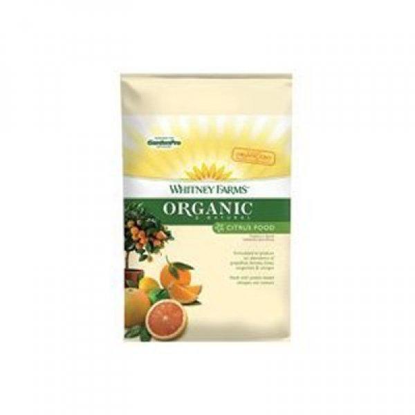 Organic Citrus Food 15 lbs ea. (Case of 3) Best Price