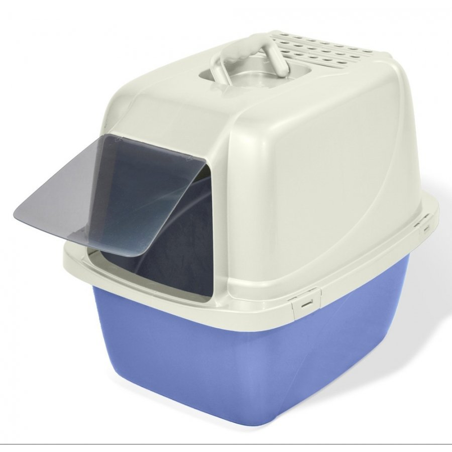 Enclosed Cat Litter Box 19 In.