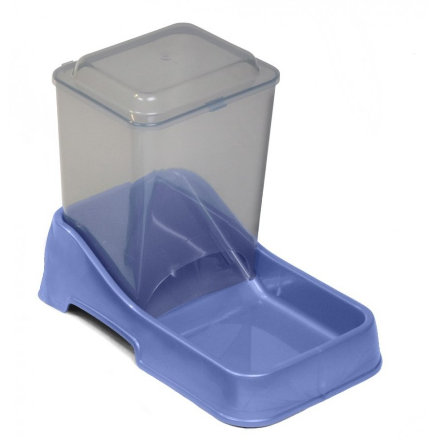 Automatic Pet Feeder Blue / Size 6 Lbs
