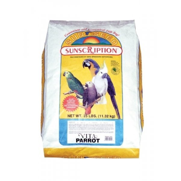 Vita Parrot Food / Size (25 lbs) Best Price