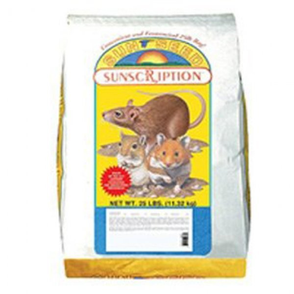 Vita Prima Hamster and Gerbil Food / Size (25 lbs.) Best Price