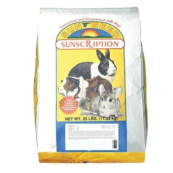 Vita Prima Chinchilla Formula Food / Size (25 lbs.) Best Price
