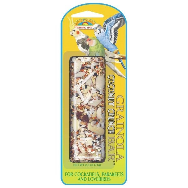 Grainolas for Small Hookbills 2.5 oz / Flavor (Coconut Crunch) Best Price