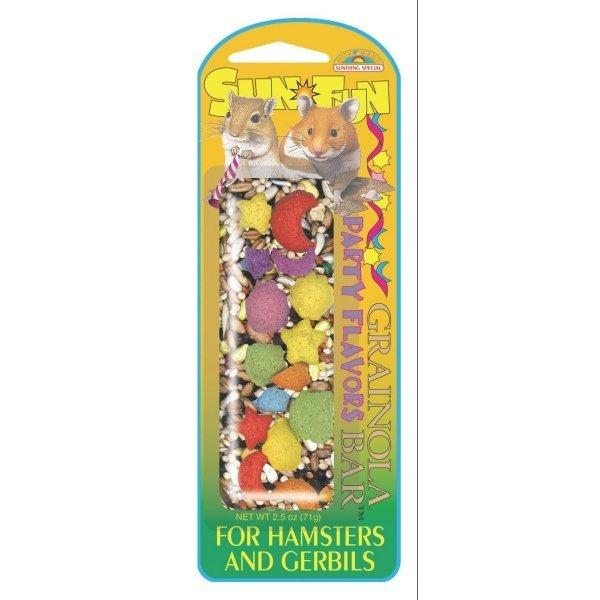 Grainola Hamster / Gerbil 2.5 Oz. / Flavor Sun Fun