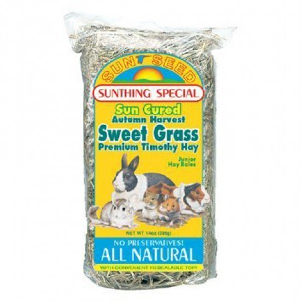 Sun Cured Sweetgrass Timothy Hay / Size (8 lbs.) Best Price