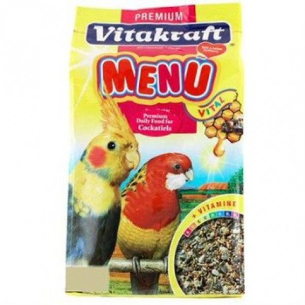 Vitakraft Cockatiel Menu - 5 lb Best Price