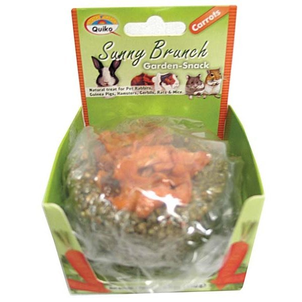 Quiko Garden Snack Carrot 4.9 Oz