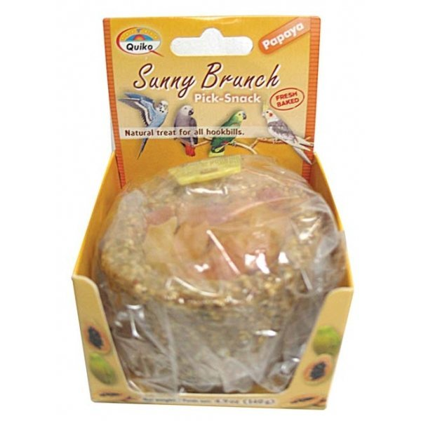 Quiko Sunny Brunch Pick-snack Papaya - 4.9 oz. Best Price