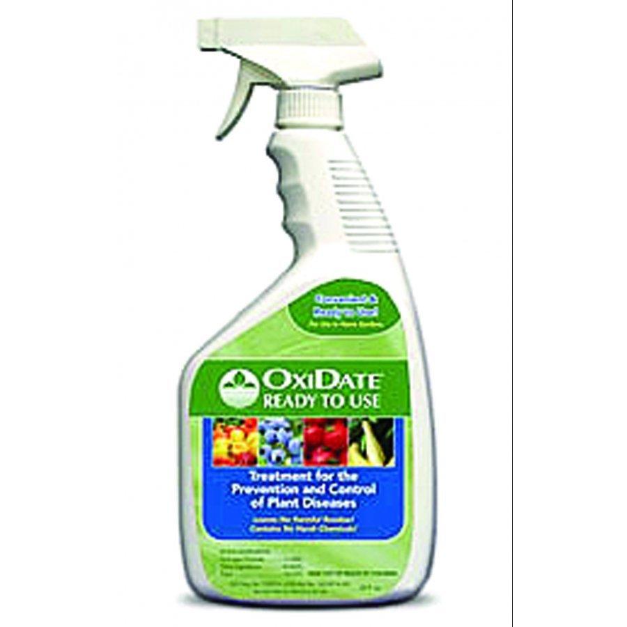 Oxidate RTU Fungicide/Bactericide 32 oz. Best Price