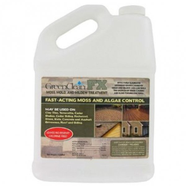 GreencleanFX Moss  Mold and Mildew Treatment 1 gal ea. Best Price