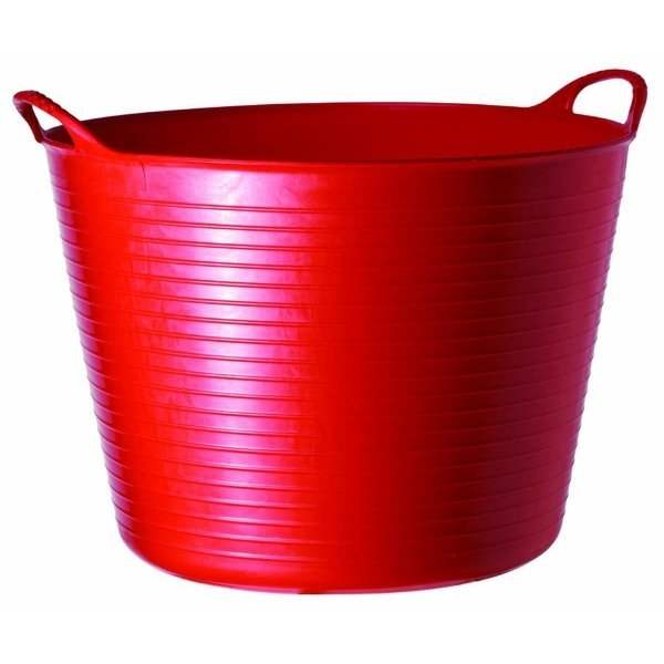 Tubtrugs Multipurpose Flexible Tubs / Size (Large / Red) Best Price