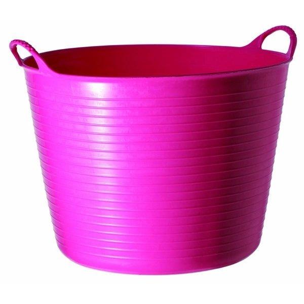 Tubtrugs Multipurpose Flexible Tubs / Size (Large / Pink) Best Price