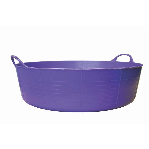 Tubtrugs Multipurpose Flexible Tubs / Size (Large Shallow / Purple) Best Price