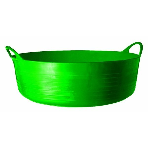 Tubtrugs Multipurpose Flexible Tubs / Size (Large Shallow / Green) Best Price