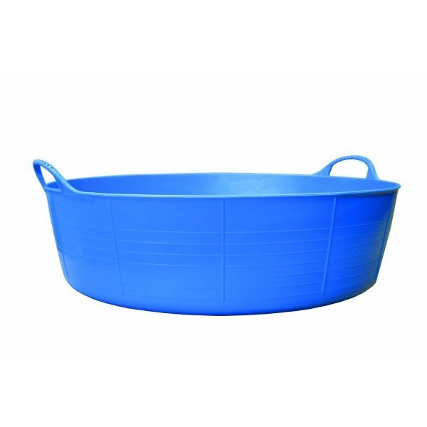 Tubtrugs Multipurpose Flexible Tubs / Size (Large Shallow / Blue) Best Price
