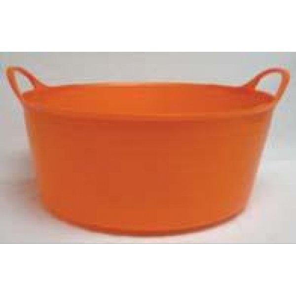 Shallow Small TubTrug - 15 liter / Color (Orange) Best Price