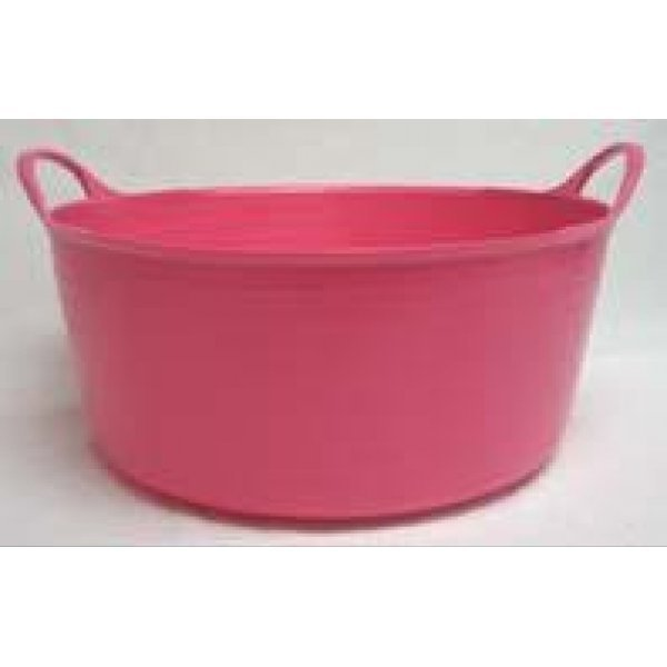 Shallow Small TubTrug - 15 liter / Color (Pink) Best Price