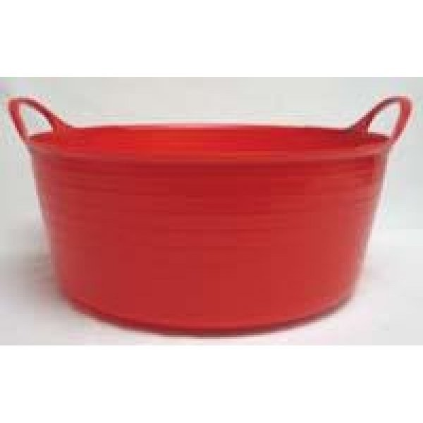 Shallow Small TubTrug - 15 liter / Color (Red) Best Price
