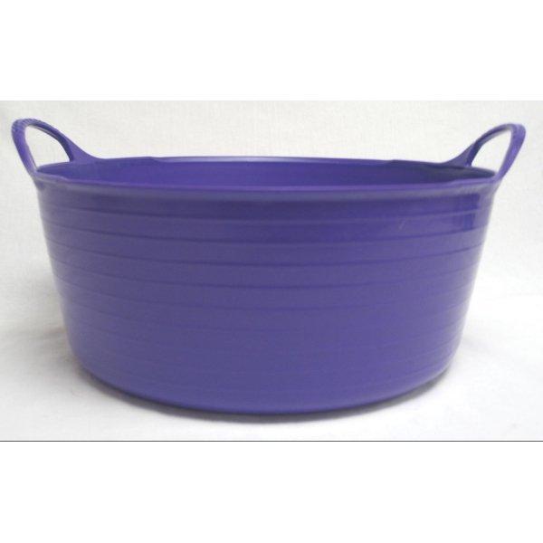 Shallow Small TubTrug - 15 liter / Color (Purple) Best Price