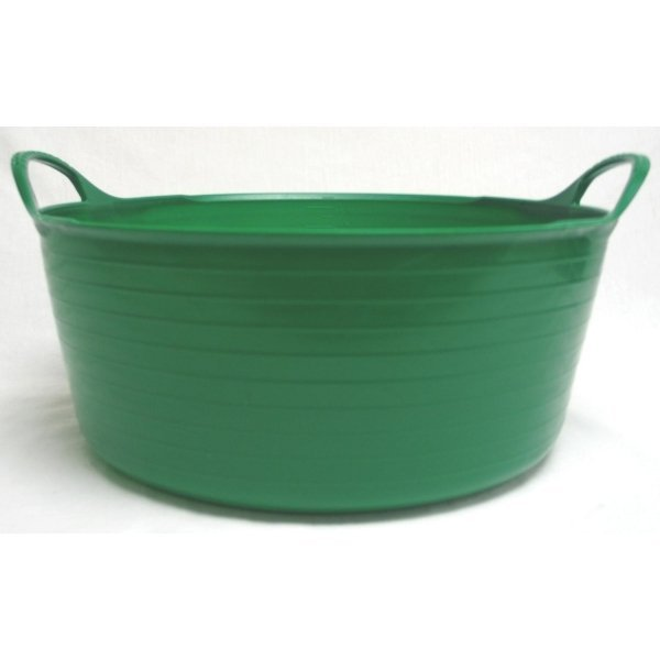 Shallow Small TubTrug - 15 liter / Color (Green) Best Price
