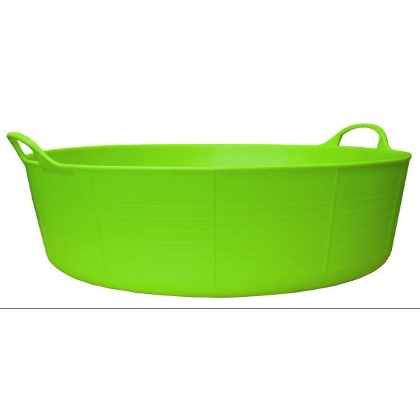 Shallow Small TubTrug - 15 liter / Color (Pistachio) Best Price