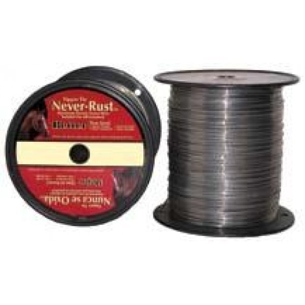 Never Rust Aluminum Wire for Fencing / Size (14 gauge  1/4 mile)