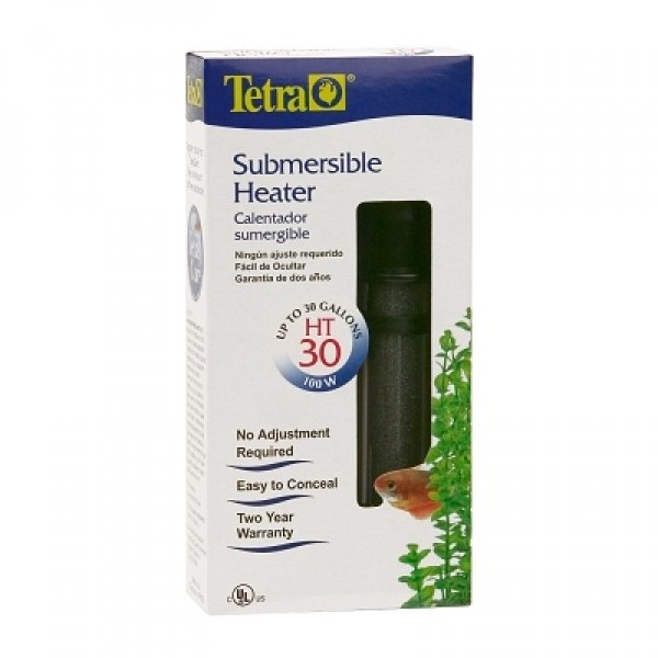 Tetra Submersible Aquarium Heater / Model (HT30) Best Price