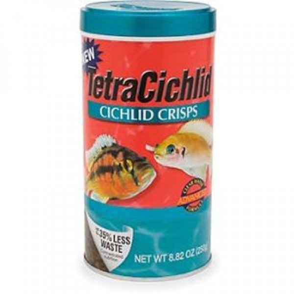 Tetracichlid Cichlid Crisps / Size 8.82 Oz