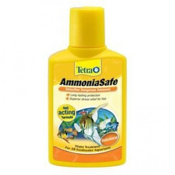 Ammonia Detox For Aquariums / Size 3.38 Oz.