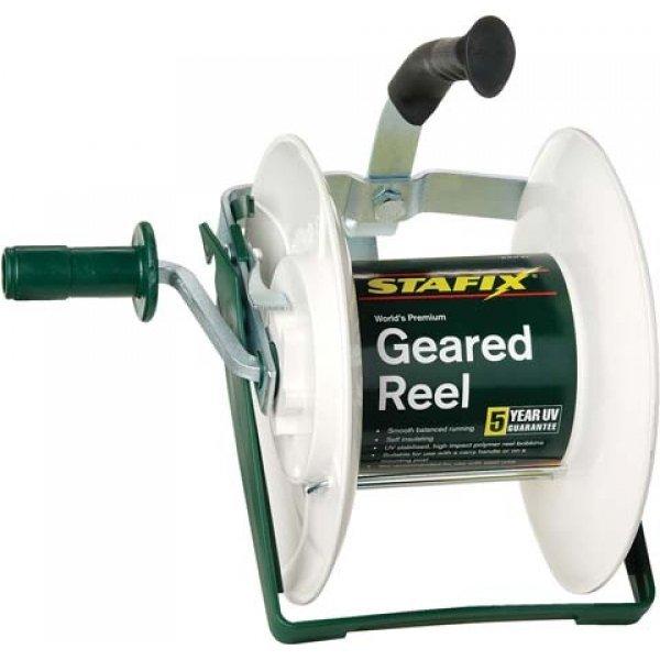 Stafix Geared Fence Reel - 1650 ft. Best Price