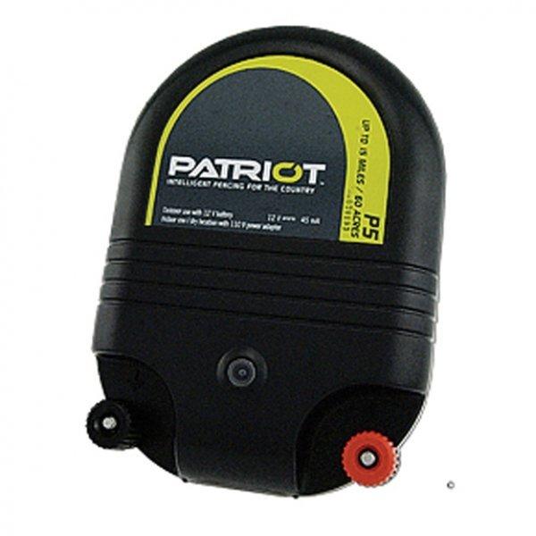 Patriot P5 Dual Prps Fence Energizer Best Price