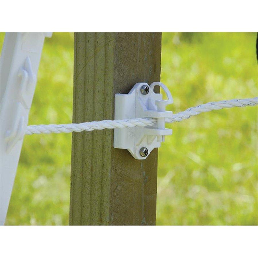 Dual-purpose Pinlock Insulator - White / Jumbo Best Price