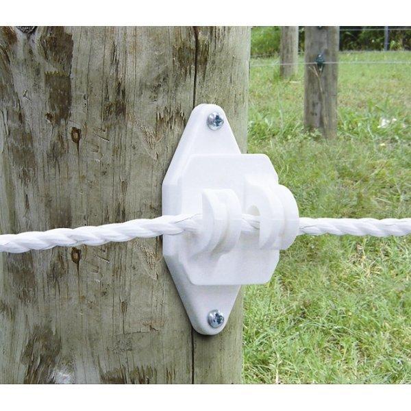 Patriot Wood Post Claw Insulator - JUMBO Best Price