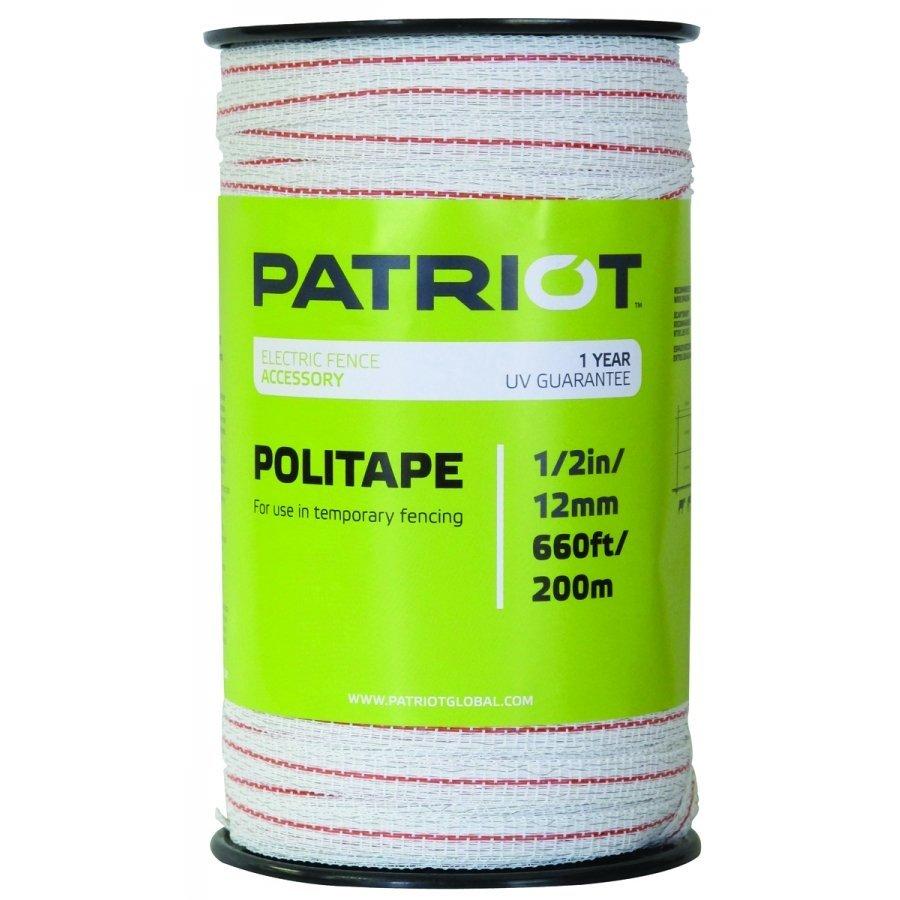 Patriot Politape / Size (660 ft - 1/2 in.) Best Price