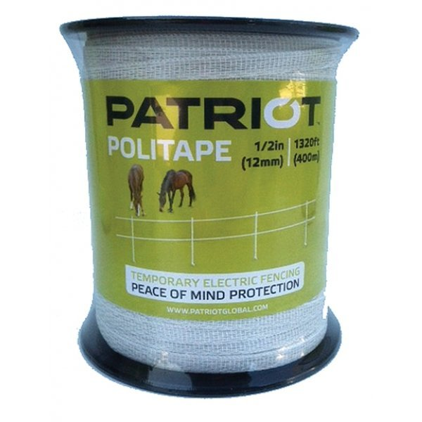 Patriot Politape / Size (1320 ft - 1/2 in.) Best Price