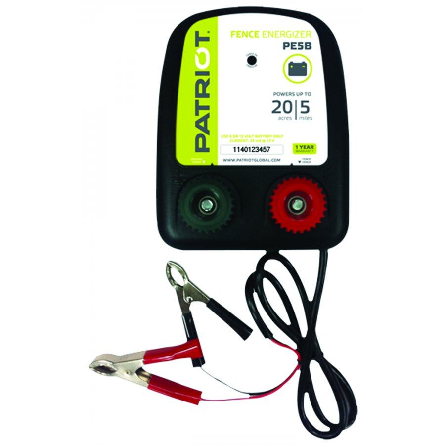 Pe5b Fence Energizer Direct Current Best Price
