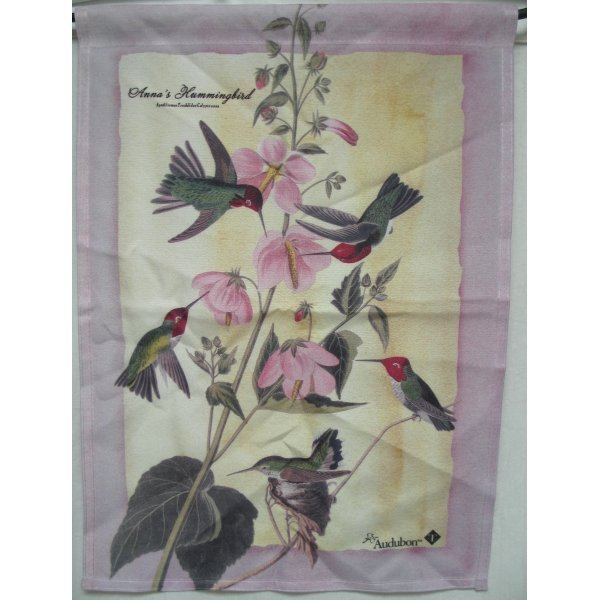 Annas Hummingbird Flag / Size (House) Best Price