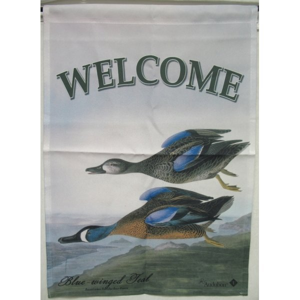 Blue-winged Teal Flag / Size (Garden) Best Price