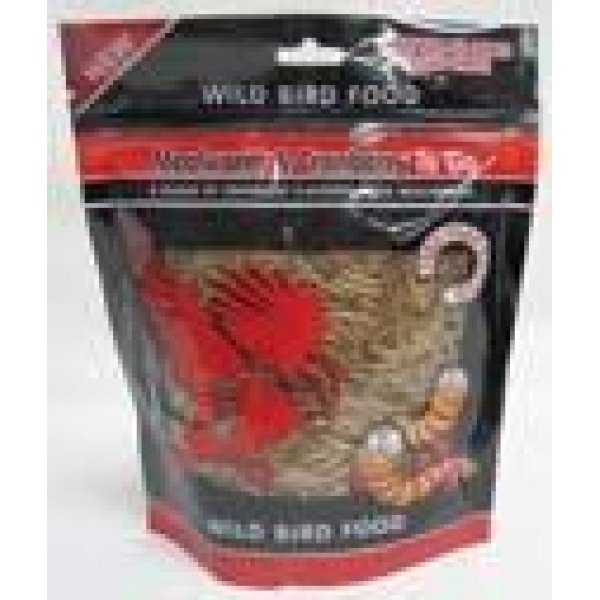 Mealworm And Cranberry To Go Wild Bird Food / Size 3.52 Oz.